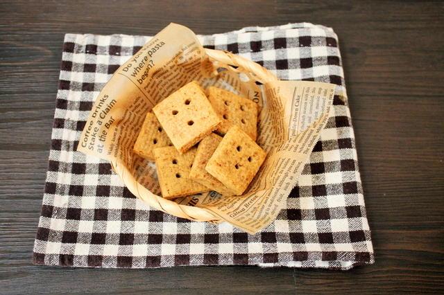 卵・乳製品不使用&グルテンフリーなきなこクッキー