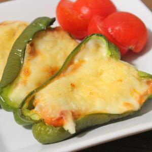 簡単なのに栄養ばっちり!ピーマン×チーズのお手軽おつまみレシピ