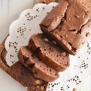 バター不要!ふわふわ簡単♪チョコケーキ