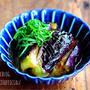♡夏のごちそう♡めんつゆde茄子の煮浸し♡【#副菜#簡単#時短#節約#作り置き】