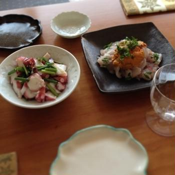 和食でオトナ女子会