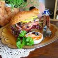 サバサンドだよ!鯖の香草揚げとレモンマヨのサンドイッチ by ルシッカさん