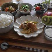 【レシピ】鶏肉とねぎのごま味噌蒸し✳︎レンジ✳︎簡単✳︎作り置き✳︎お弁当のおかず