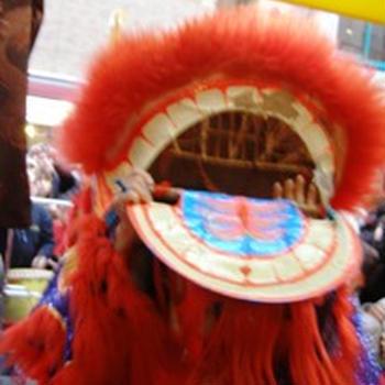 横浜中華街 春節祭