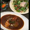 ゴロゴロ野菜のビーフシチュー