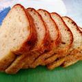 ローファイバーダイエット開始1日目 ~ こねない食パン &こねないフラットブレッド by Cookieさん