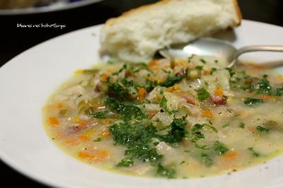 いろいろスープ