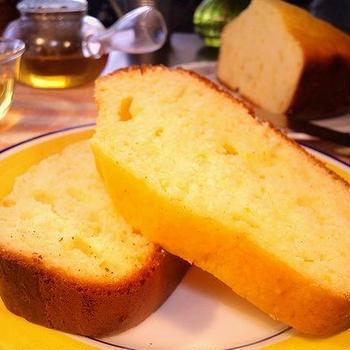 【HBレモンケーキ】お任せ簡単スイーツ♪