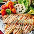 生鮭のマヨネーズ焼き(動画レシピ)/Grilled Salmon with Mayonnaise.