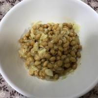 レモンペパー納豆