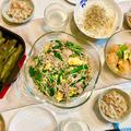 【豚肉でボリュームUP】豚肉のニラたま炒めは塩としょう油だけでうまい!(1/5)