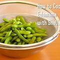 枝豆の美味しい茹で方と塩加減 (動画レシピ) by オチケロンさん