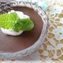 板チョコで作る簡単チョコレートムース