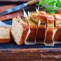 ♡ホケミ&サラダ油で♡バナナパウンドケーキ♡【#ホットケーキミックス#簡単レシピ#お菓子】