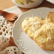 とろける「生」食感が新鮮♡オレンジクッキー