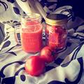 完熟トマトと冷凍ウォーターメロンのスムージー Smoothie