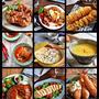 クリスマスパーティーレシピ【チキン*スープ*トルネードポテト*ライス】