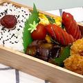 【お弁当】お弁当作り/時短節約/フライパン1つでお弁当/コロコロ海老フライ