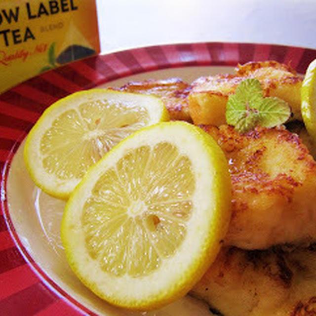簡単美味しい*ひらめき朝食レシピ♡はちみつレモンのフレンチトースト♪