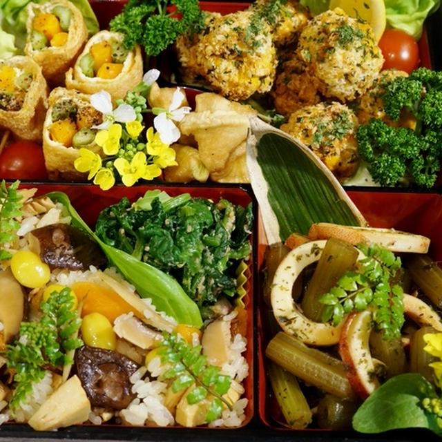 【エキサイトブログCafeさん】で『行楽弁当』のご紹介を頂きました~有難うございます♪