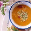 野菜たっぷり具だくさんタンドリースープ(^^)お豆とかぼちゃ入り by MOMONAOさん