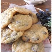 できたー!アメリカンなソフトクッキー★憧れの食感を目指して。