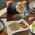 【節分レシピ6選】おすすめ!だし巻きの恵方巻きと鰯料理