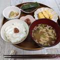 【ごはん味噌汁海苔お漬物卵焼きfeat.梅干し】IN愛媛県武道館