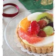 ちっちゃなお菓子で楽しいクリスマスを☆