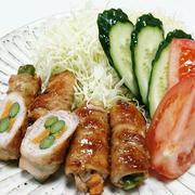 にんにくの芽の豚バラスタミナ焼き