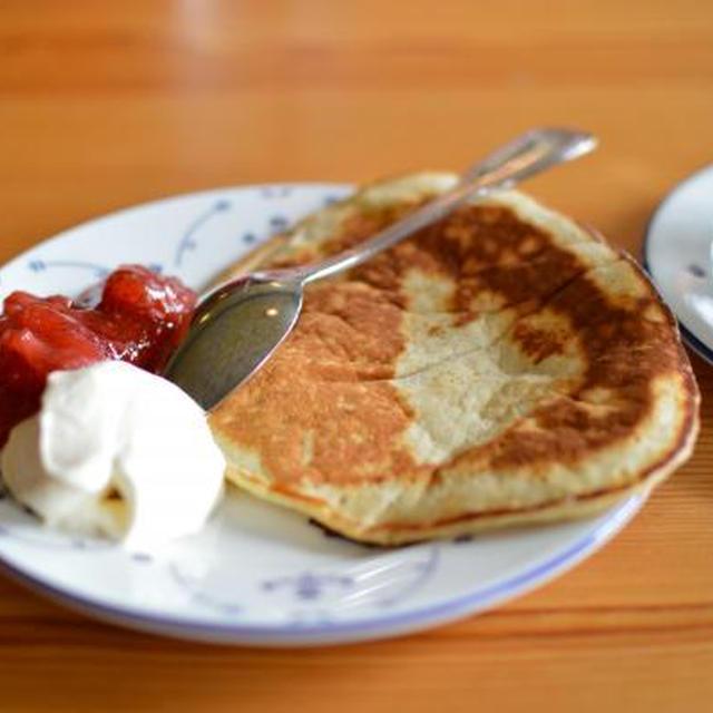 ★レシピ★ Lapper(バターミルクパンケーキ)