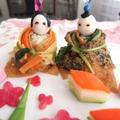 稲荷味☆おひな様寿司