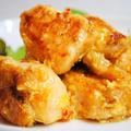 簡単な下処理でしっとりふんわり♪甘くてコクがあってピリ辛♪柔らか鶏むね肉のスイートチリマヨ炒め