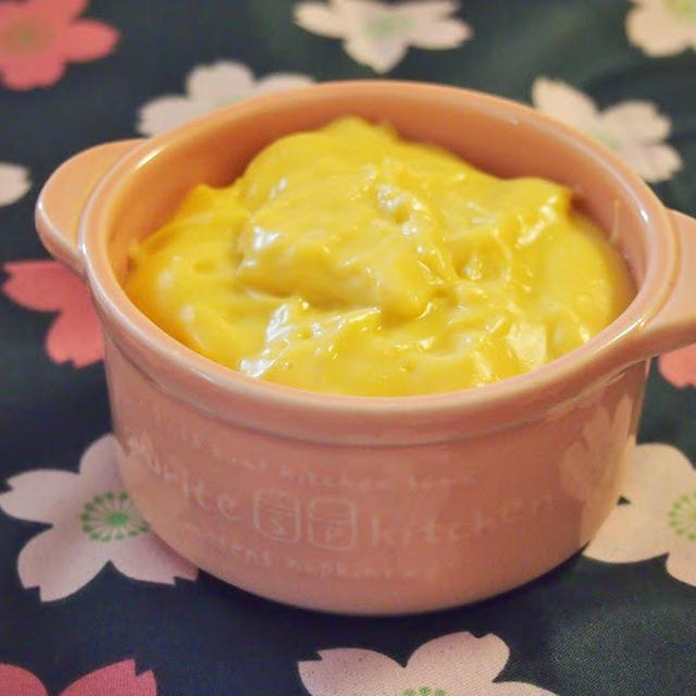 豆乳と米粉で作る まろやかカスタードクリーム