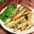 いわしの磯辺揚げ 業スーのバルト産いわし 天ぷら いわしの効能効果 鰯