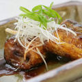 秋刀魚のカリッとソテー☆ピリ辛ソース