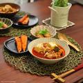 韓国ドラマを観ながら食べるw【あさりがなくても出来たよスンドゥブチゲ風】と昨日の晩ごはん