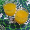 疲労回復にパワーを発揮する「レモン&オレンジ健康ジュース」♪