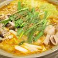 【お鍋】ウマ辛!「自家製スープで☆簡単キムチチゲ」の晩ごはん。