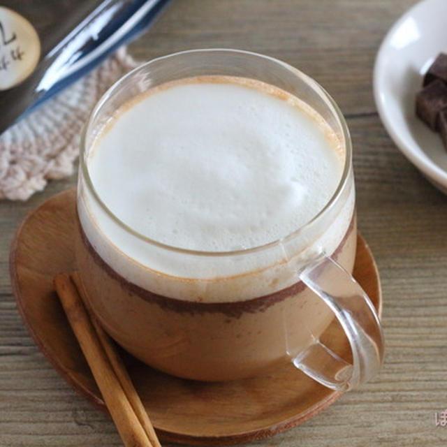 砂糖・糖類ゼロの美味しいチョコでカフェモカ|娘と作った「量産型・簡単・見た目も可愛い」バレンタイン2年分のリンク