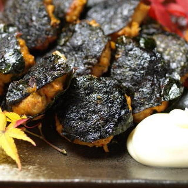 キムチ味のハマチ磯辺焼き&ばぶばぶフェスタ2010