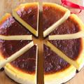 濃厚♡オレオニューヨークチーズケーキ