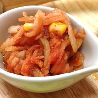 切干大根のトマトジュース煮