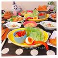 ひき肉と野菜のレタス包み(レシピ)