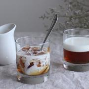 簡単♪ミルクティー味な紅茶のクラッシュゼリー
