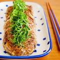 鯖つくね♪さばの水煮缶で簡単おつまみレシピ by みぃさん