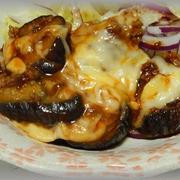 ナスとひき肉のチーズ焼き~旬の茄子がうまい!