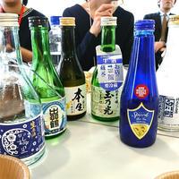 「日本酒なのに生?生酒のみくらべイベント」に行ってきましたよ(^^♪