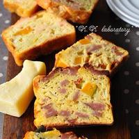 コンテチーズのミルキーケークサレ
