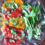 ビストロ前菜の再現。焼きパプリカのマリネ、アジアン風味&TOP CHEF8